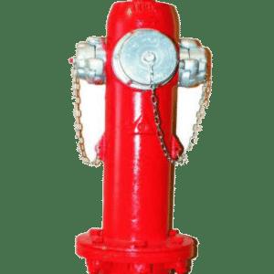 Hidrante carrete y cierre independiente HTF