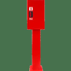 Peana para armario de extintor