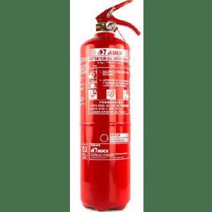 Extintor de 3 kg de polvo PP3P