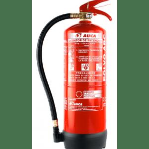 Extintor de 6 kg de polvo PP6PS