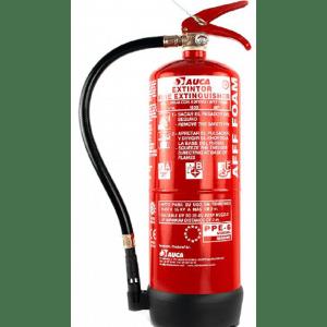 Extintor de 9 lt de agua + aditivos PPE9A