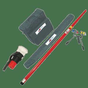Conjunto mantenimiento detectores humo SOLO-811