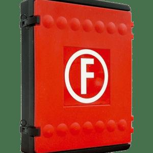 Armario para manguera de incendios