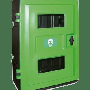 Armario / Cajón almacenamiento equipos auxiliares